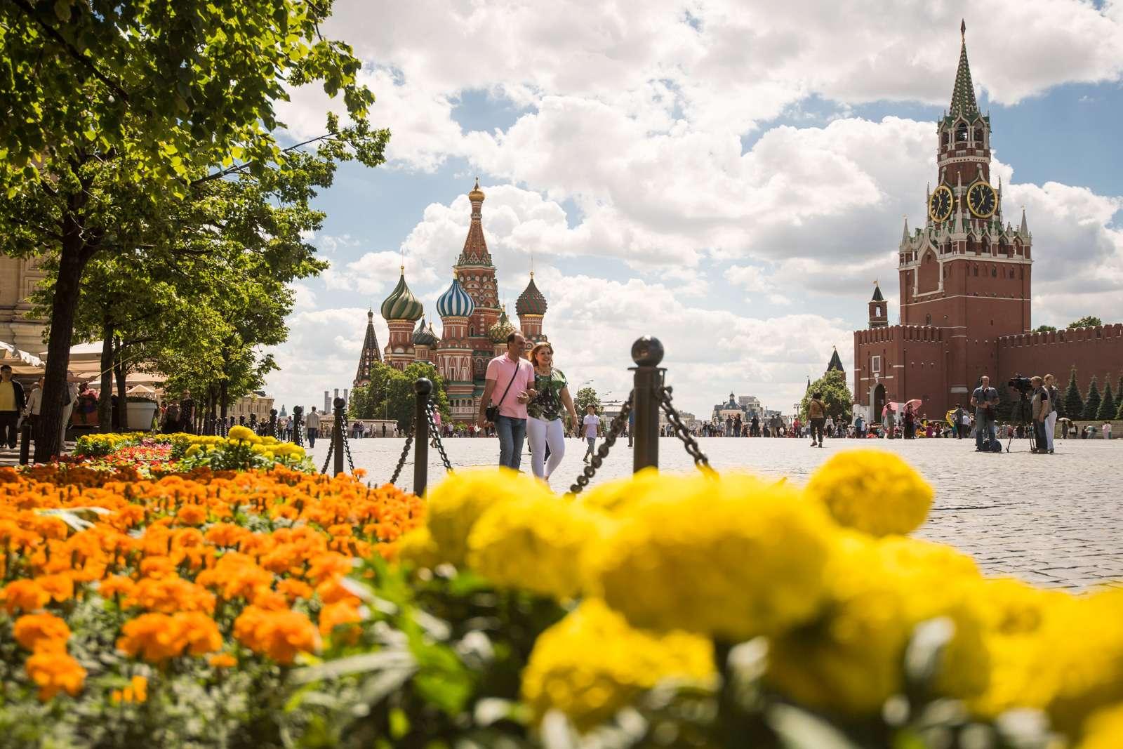 Говорит Москва: главные новости столицы для туристов в июле