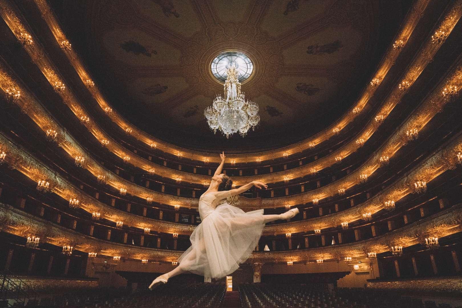 Достопримечательности Москвы: Большой театр