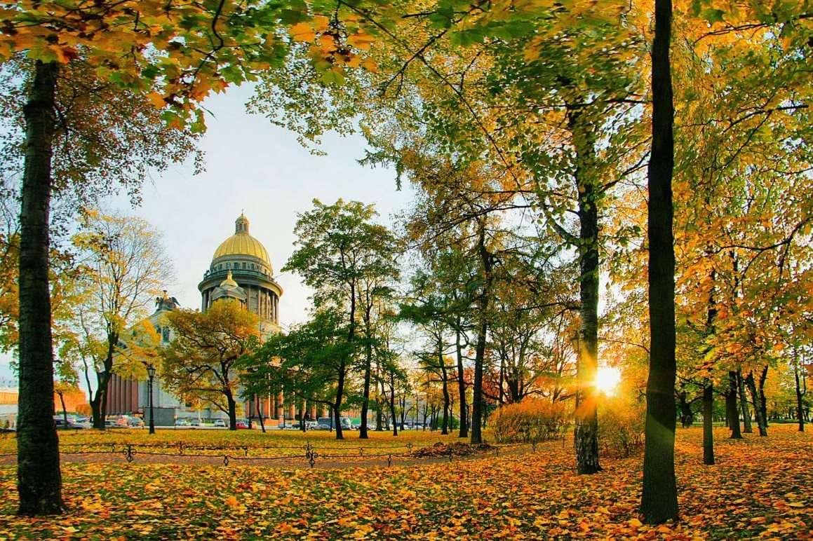 5 ответов на вопрос «Почему сентябрь идеален для путешествия в Санкт-Петербург?»
