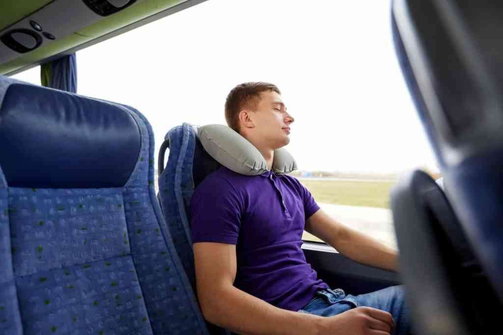 Советы для хорошего сна в автобусном путешествии