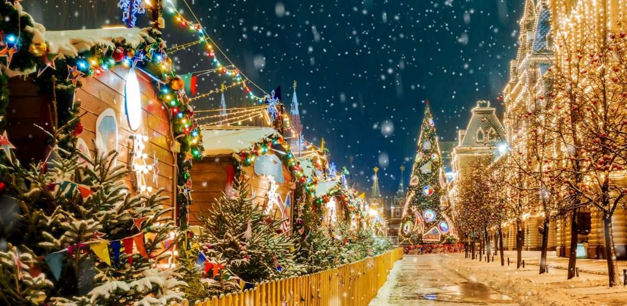 Новый Год 2021 в Санкт-Петербурге и Москве. Самое важное для туриста!