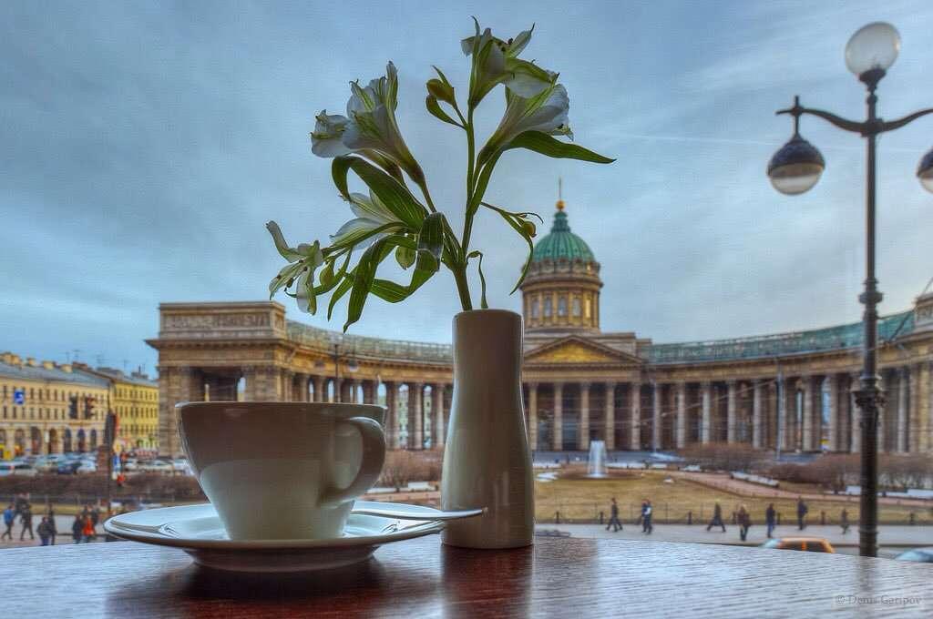 Новости Санкт-Петербурга: март 2021